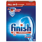 Tablete FINISH All in 1 Powerball 56