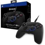 Controller Nacon SONY Playstation 4 Revolution Pro, negru
