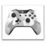 Controller Wireless MICROSOFT Xbox One S, Fractal