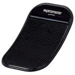 Pad antialunecare pentru dispozitive mobile, PROMATE griPad, Black