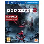 God Eater Resurrection / God Eater 2: Rage Burst PS Vita