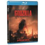 Godzilla 2014 Blu-ray