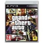 Grand Theft Auto IV (GTA 4) PS3