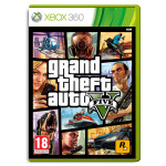 Grand Theft Auto V (GTA 5) Xbox 360
