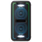 Sistem audio SONY GTK-XB7B Party Music, Extra Bass, USB, Bluetooth, NFC, iluminare LED, negru
