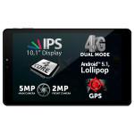 "Tableta ALLVIEW Viva H1001 LTE, Wi-Fi + 4G, 10.1"" IPS, Quad Core 1.0GHz, 8GB, 1GB, Android 5.1 Lollipop"