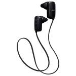 Casti in-ear cu microfon Bluetooth JVC HA-F250BT-BE, negru