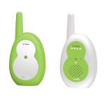 Baby monitor HAMA BM50, 250m, alb - verde