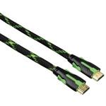 Cablu High Speed HDMI pentru Xbox 360 HAMA 51777, Ethernet, 2 m