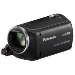 Camera video PANASONIC HCV-160EP-K, negru