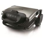 Gratar electric PHILIPS HD4467/90, 2000W, negru