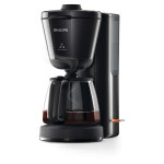 Cafetiera PHILIPS Intense Collection HD7685/90, 1.2l, 1000W, negru
