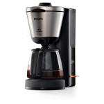 Cafetiera PHILIPS Intense Collection HD7696/90, 1.2l, 1000W, negru - inox