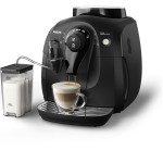 Espressor super-automat PHILIPS HD8652, 1l, 1400W, 15 bar, negru