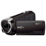 Camera video Full HD SONY HDR-CX240E, negru