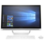 """Sistem All in One HP Pavilion 27-a170nq, 27"""" IPS Full HD, Intel® Core™ i7-6700T pana la 3.6GHz, 8GB, 1TB, NVIDIA GeForce 930MX 2GB, Windows 10 Home"""