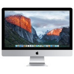 "Sistem All in One APPLE iMac mk472ro/a, 27"" IPS Retina 5K Display, Quad Core Intel® Core™ i5 pana la 3.6GHz, 8GB, 1TB Fusion Drive, AMD Radeon R9 M390 2GB, OS X El Capitan  - Tastatura layout RO"
