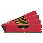 Corsair Vengeance LPX 4x4GB 2666MHz DDR4 CL16 DIMM 1.2V, Unbuffered, CMK16GX4M4A2666C16R