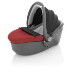 Landou BRITAX ROMER BABY-SAFE Sleeper, 0-10 luni, Chilli Pepper