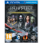 Injustice: Gods Among Us Ultimate Edition PS Vita