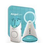 Interfon digital ANGELCARE cu monitor de respiratie AC601