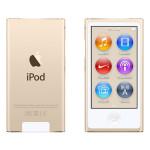 APPLE iPod Nano mkmx2hc/a, 16Gb, auriu