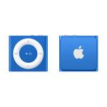 APPLE iPod Shuffle mkme2hc/a, 2Gb, albastru