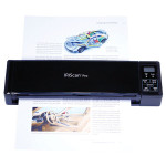 Scanner IRIS IRIScan Pro 3 Wi-Fi, A4, negru