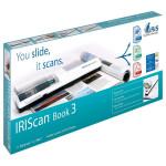 Scanner IRIS IRIScan Book 3, A4, alb