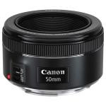 Obiectiv CANON EF 50mm/1:1.8 II STM