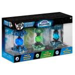 Figurina Triple Crystal Pack- Water/Air/lLife (Wave 1) - Skylanders Imaginators