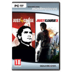 Just Cause 1 & 2 Double Pack PC