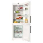 Combina frigorifica MIELE ΚFN 28032 D ws, Dyna Cool, No Frost, 308l, A++, alb