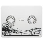 """Suport laptop MYRIA KL-0296Z , 14"""", alb"""
