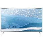 Televizor curbat LED Smart Ultra HD, 165cm, SAMSUNG UE65KS7502
