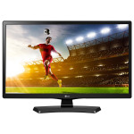 "Televizor LED High Definition, 23.6"", LG 24MT48VF-PZ"