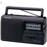 Radio portabil PANASONIC RF-3500E9-K, FM, negru
