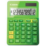 Calculator de birou CANON LS-123K, 12 cifre, verde