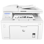 Multifunctional monocrom HP LaserJet Pro MFP M227sdn, A4, USB, Retea
