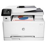 Multifunctional laser color HP LaserJet Pro MFP M274n, A4, USB, Retea