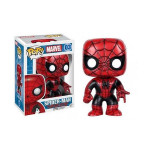 Figurina POP! Marvel: Spider-Man Red and Black Limited #03