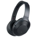Casti on-ear cu microfon Bluetooth Hi-Res SONY MDR-1000XB, Wireless, NFC, Noise-canceling, negru