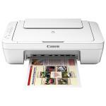 Multifunctional inkjet CANON PIXMA MG3051, A4, USB, Wi-Fi, alb