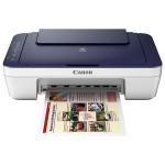 Multifunctional inkjet CANON PIXMA MG3053, A4, USB, Wi-Fi, albastru-alb