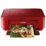 Multifunctional inkjet CANON PIXMA MG3650, A4, USB, Wi-Fi, rosu