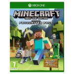 Minecraft + Favourites Pack (include 7 DLC Packs) Xbox One Edition