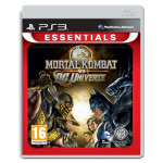 Mortal Kombat Vs DC Universe Essentials PS3