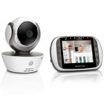 Videofon digital MOTOROLA + Wi-Fi  MBP853 Connect