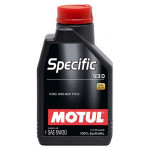 Ulei motor MOTUL Specific Ford 913D, 5W30, 1l