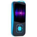 MP4 Player MYRIA DC0284BL, 4GB, Radio FM, USB, albastru